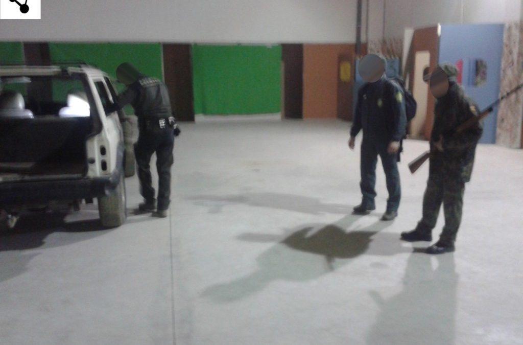 CURSO DE TIRO DEFENSIVO EN ENTORNOS ABIERTOS Y CERRADOS
