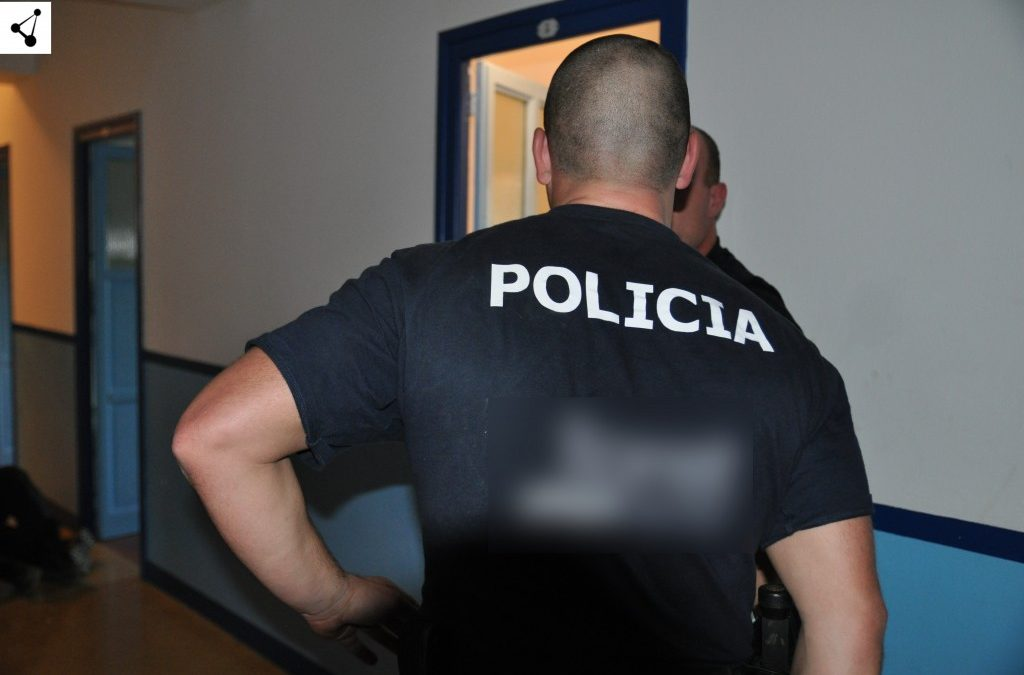 DIALOGO TÁCTICO POLICIAL