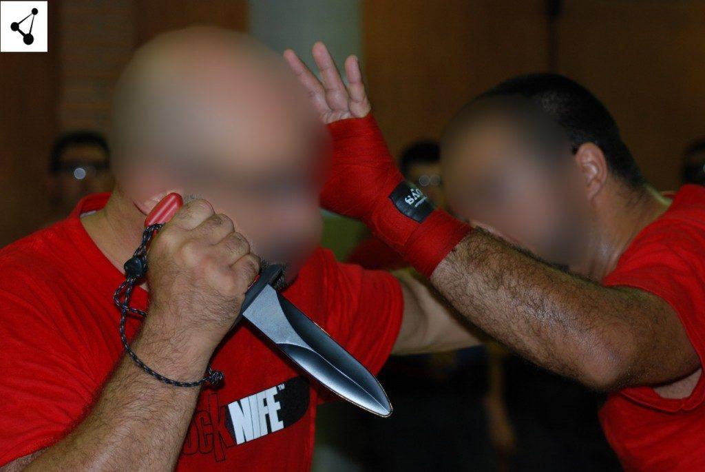 CURSO ACTUACION DEFENSIVA ANTE AMENAZA DE ARMA BLANCA (Para escoltas privados y vigilantes de seguridad privada)