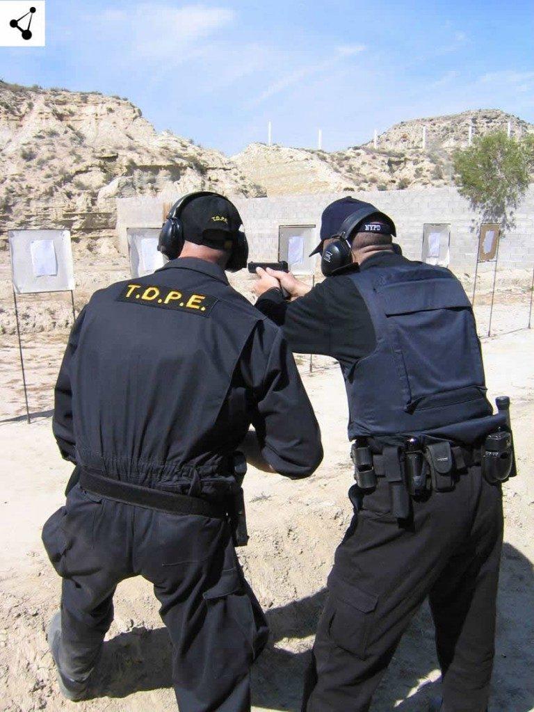 CURSO TIRO DEFENSIVO ADAPTADO A LA PROTECCIÓN DE PERSONAS (Para escoltas privados)